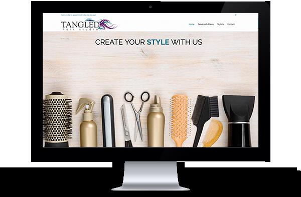 electric-mustache-design-website-tangled-hair-salon