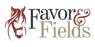 favor-and-fields-horse-brand-company-electric-mustache-logo-design-daphne-alabama